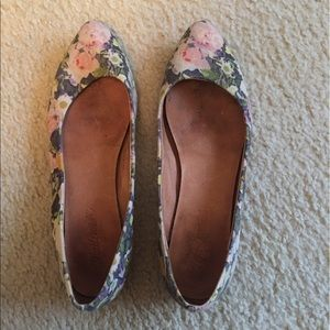 LAST CHANCE Adorable Madewell flats!